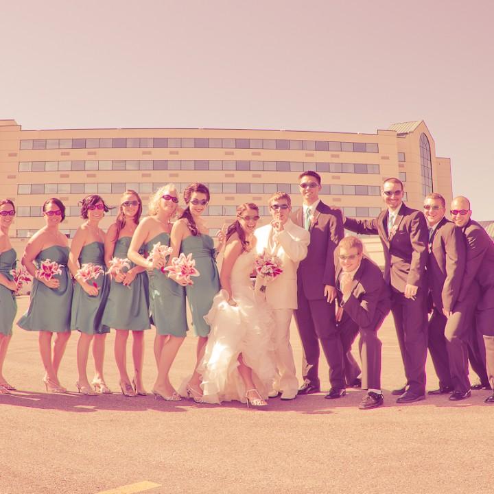 Sara + Josh | July 22, 2011 | Fargo Wedding Photography