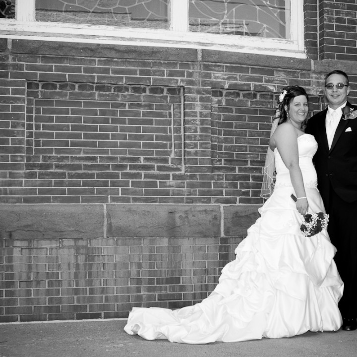 Amanda + Dustin | September 9, 2011 | Fargo Wedding Photography