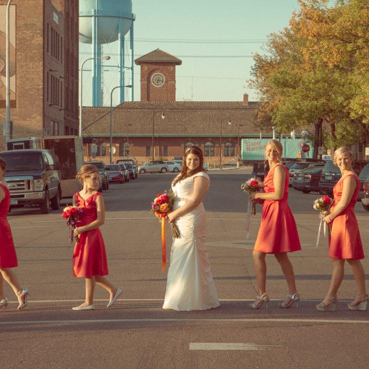 Ashley + Dustin | September 27, 2014 | Fargo Wedding Photography