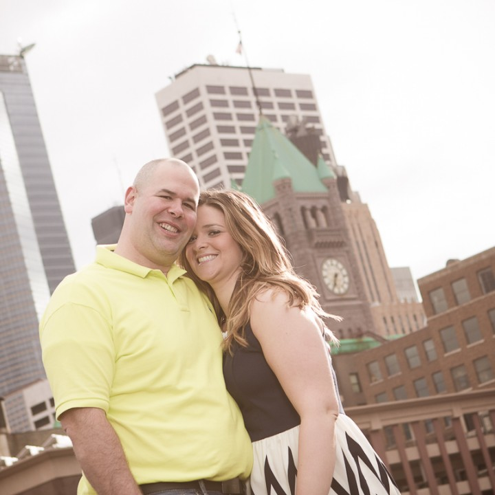 Rebecca + Richard | Engagement Session