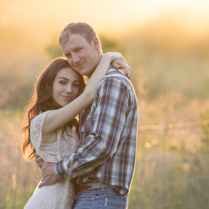 Sarah + August | Fargo Engagement Photography