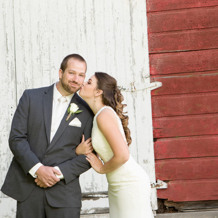 Tasha + Blake | Rogers MN Wedding Photograph